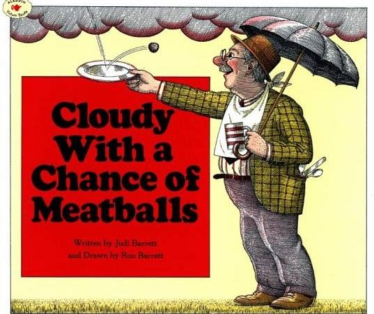 Whether the Weather: Cloudy with a Chance of Meatballs