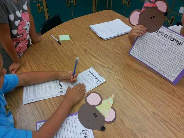expository writing for Mice and Beans