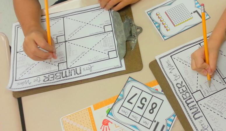 using games to build number sense