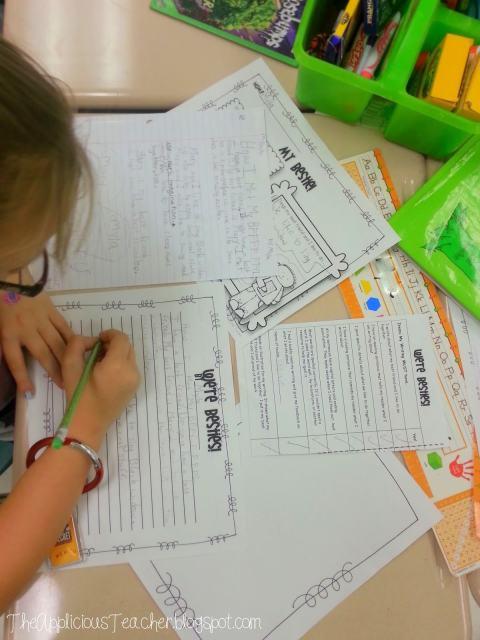 using rubric to monitor writing