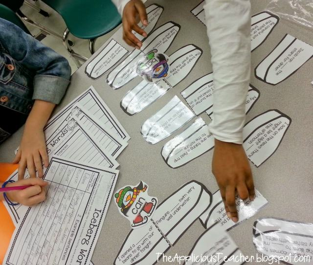 penguin activity using multiple meaning words