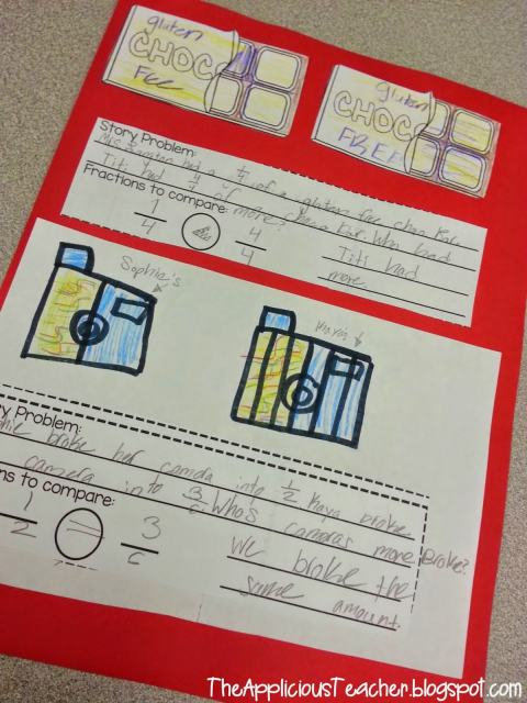 comparing fractions free