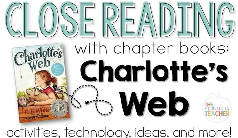 Charlotte's Web Book Study
