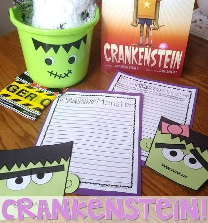 Gettin' Cranky with Crankenstein