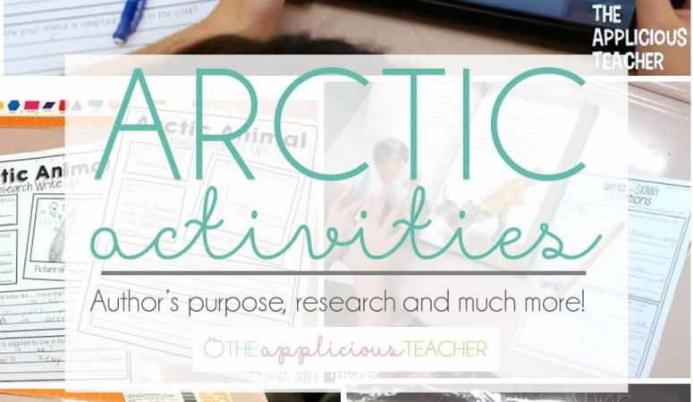 Arctic Thematic Unit Study: Part One