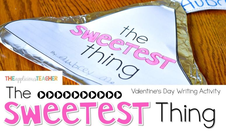 How Sweet It Is: Valentine's Day Writing