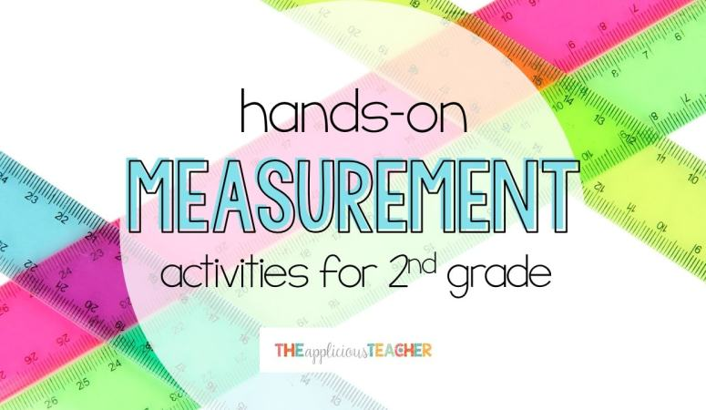 Hands on Measurement 2nd Grade