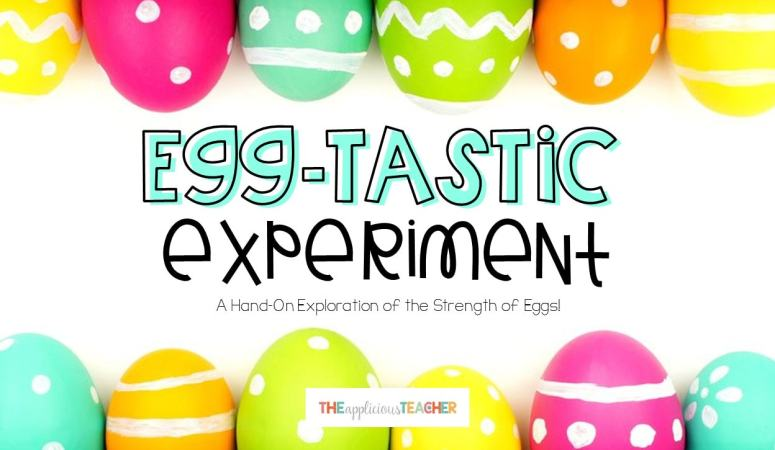Egg Experiment: the Strength of an Egg