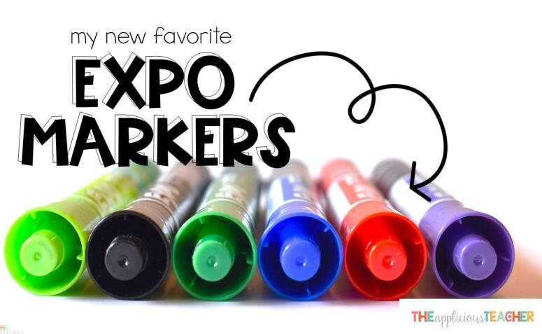Expo Ink Indicator Markers my new favorite marker, ever!