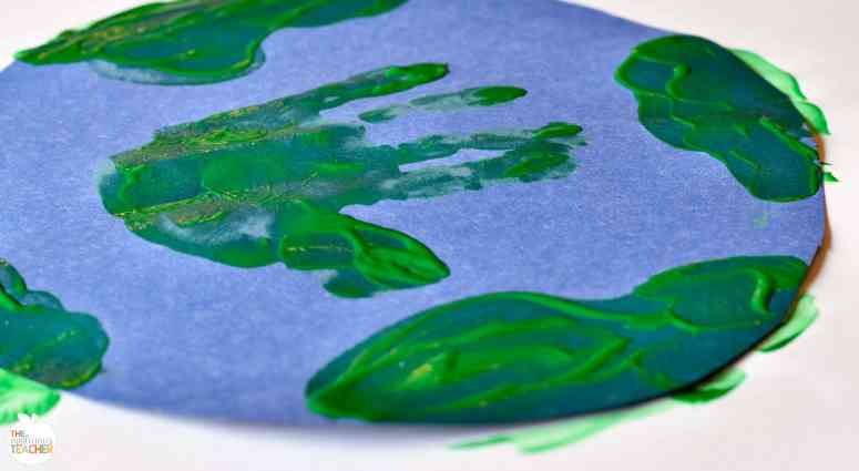 Earth Day writing and craft