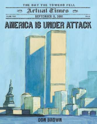 America is Under Attack- good nonfiction text about September 11th for kids