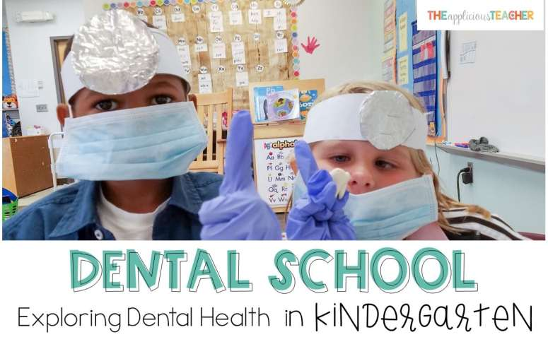 Dental Health Month Activities for Kindergarten