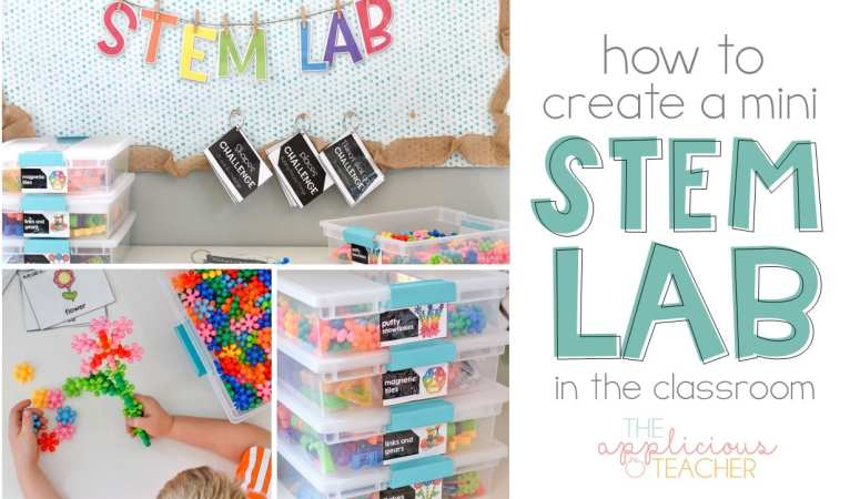 Creating a Mini Stem Lab in the Classroom
