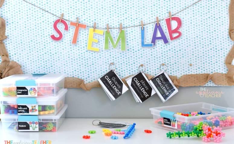Mini STEM lab in your classroom