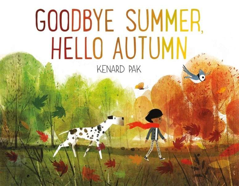 Goodbye Summer, Hello Autumn- a diverse read for learning about the signs of fall