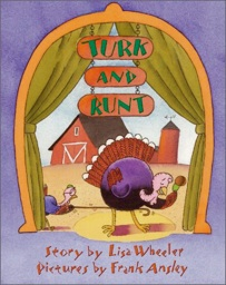 turk and runt- a favorite read aloud for November