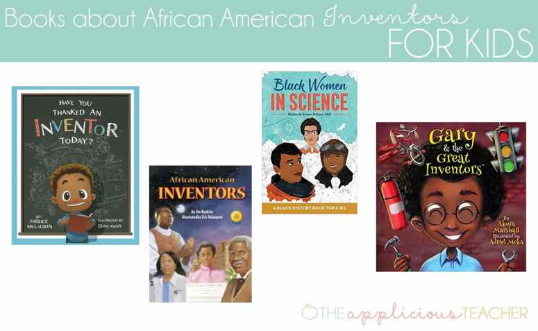 books about African American inventors for kids