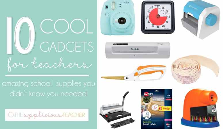10 Cool Gadgets for Teachers