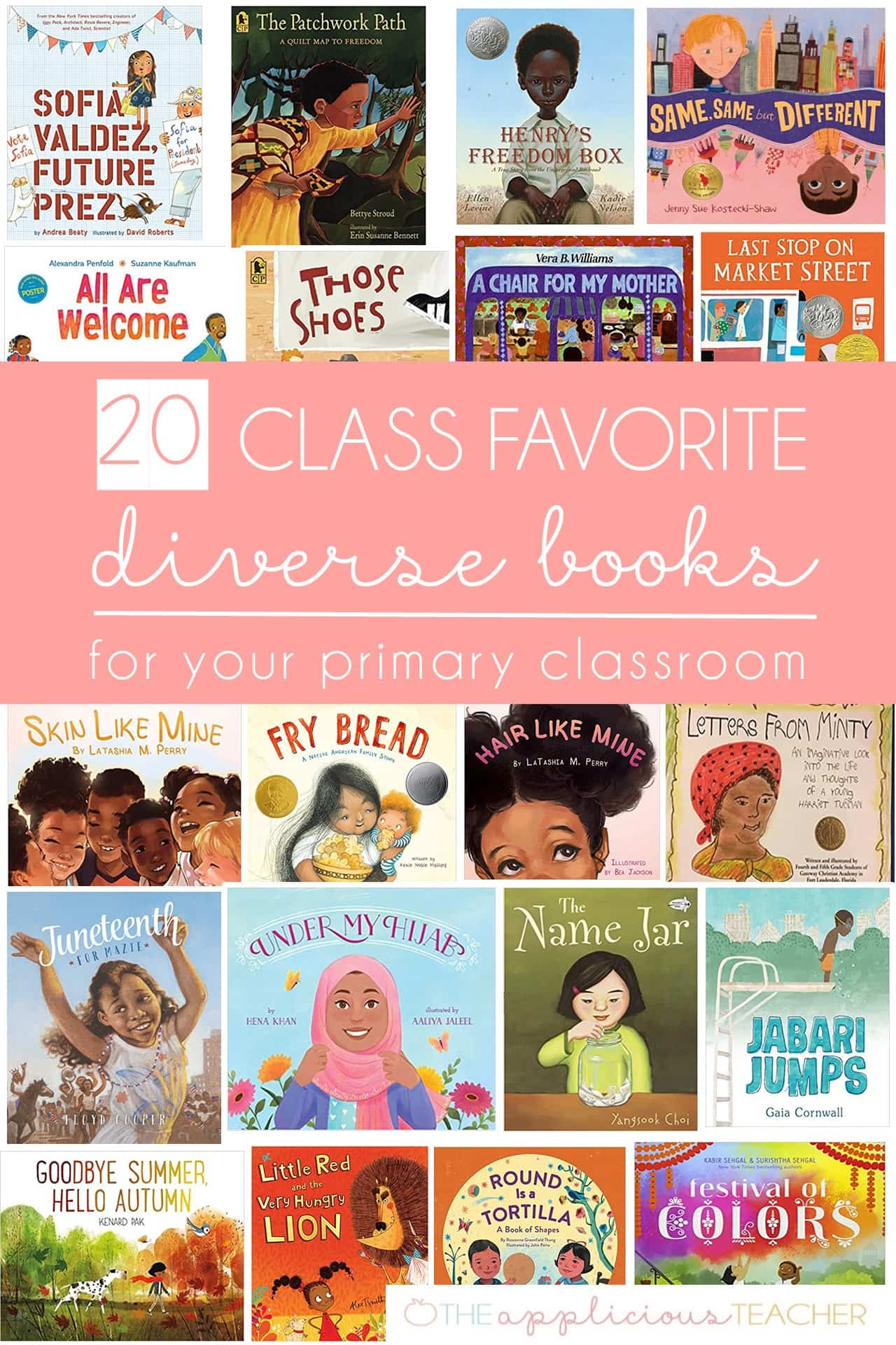 diverse reads for primary classrooms