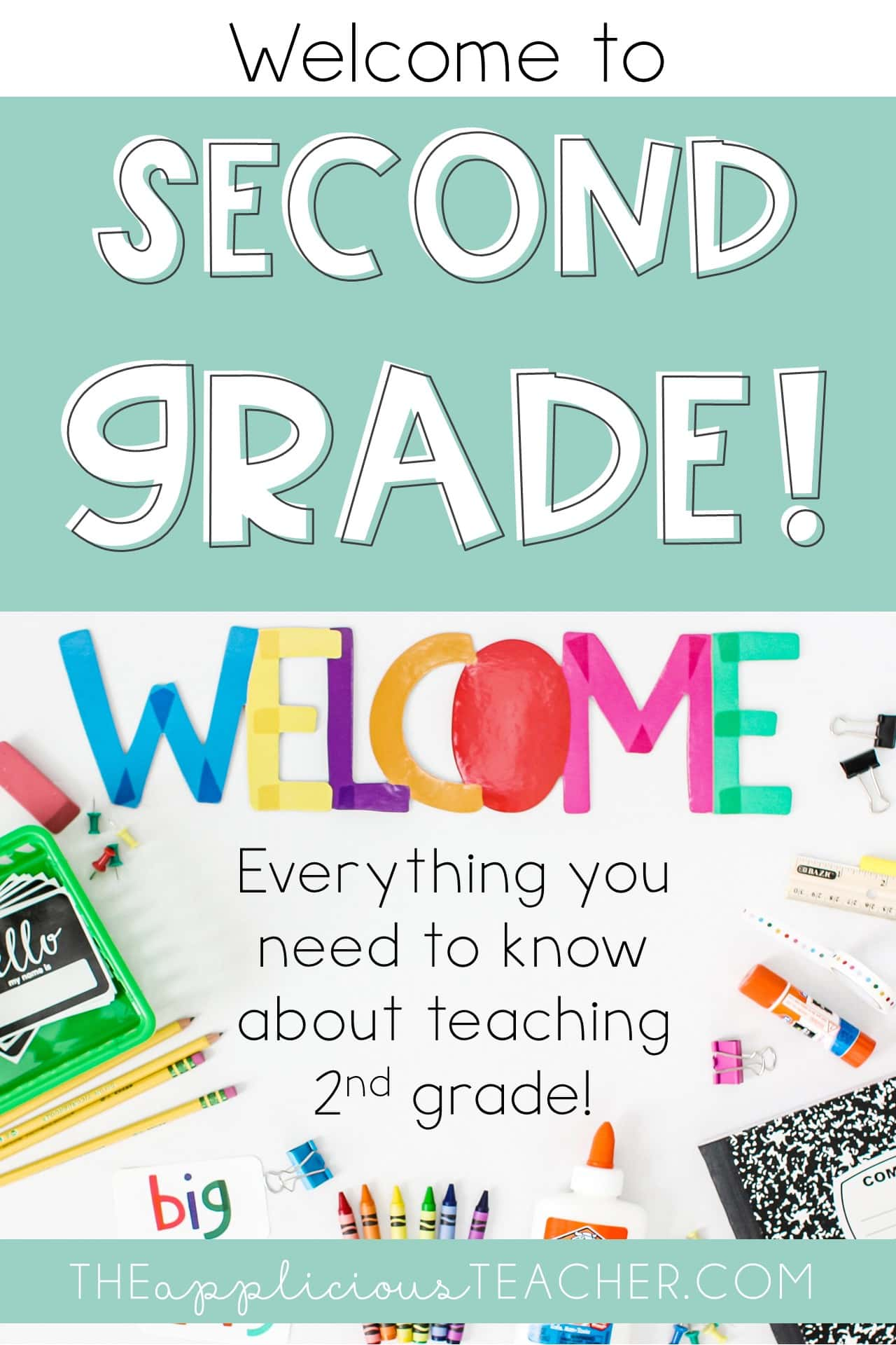 what to teach in 2nd grade