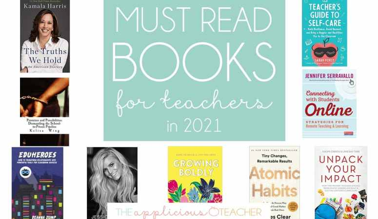 9 Must-Read Books for Teachers in 2021