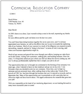 sample letter thanking employee job well done docoments ojazlink