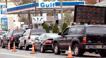 gasoline shortage