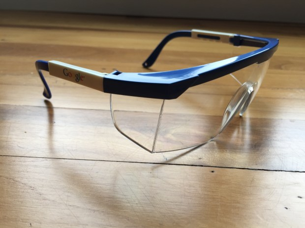 Google Safety Goggles