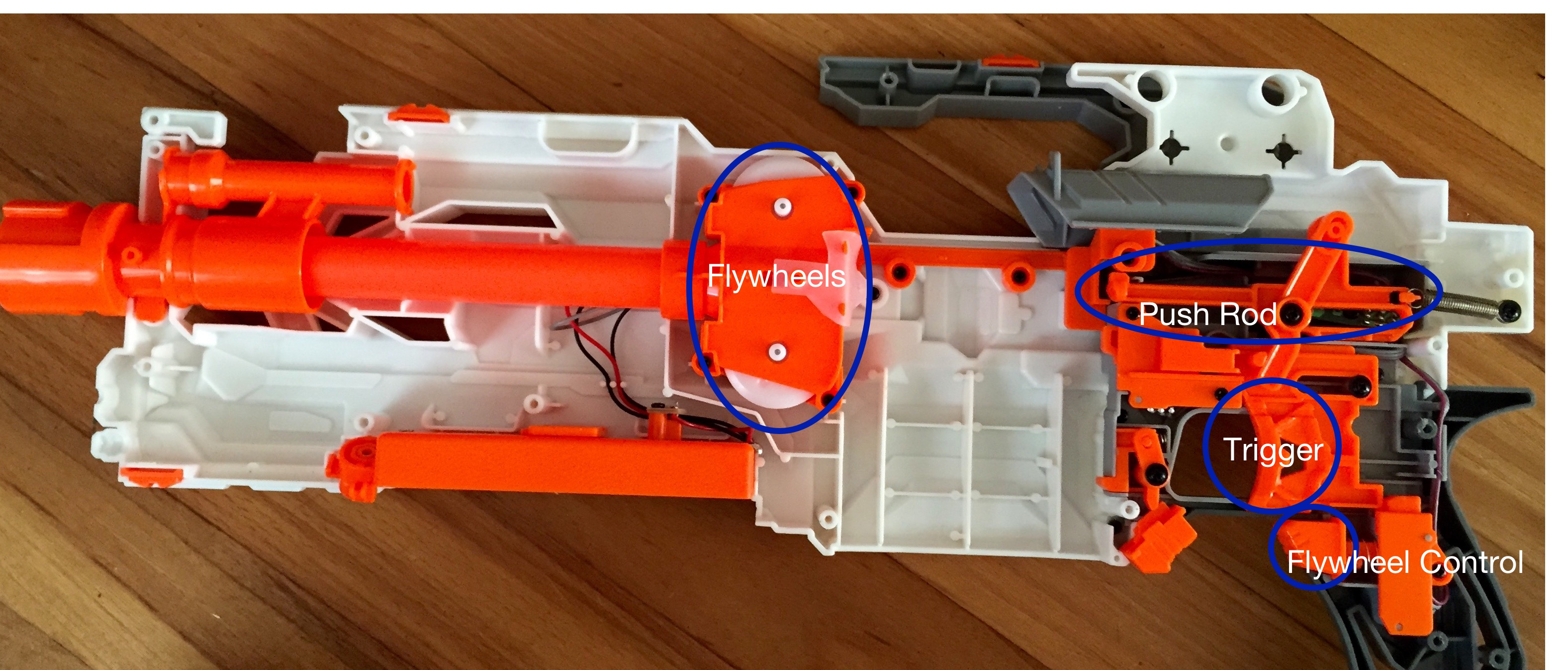 Connect All the Things: An IoT Nerf Gun – The AppsLab on