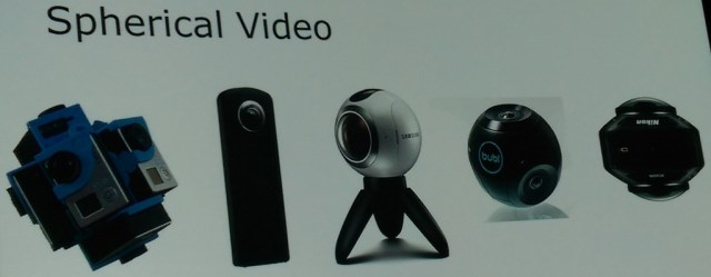 Spherical Video Capture Device