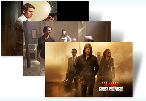 Mission Impossible - Ghost Protocol theme