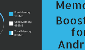 Monitor your Android Performance with Memory Booster