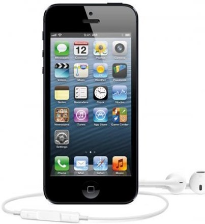 Apple iPhone 5 to Take the Baton from Apple iPhone 4S