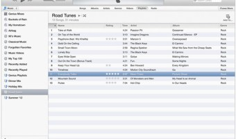 How To Create An iTunes Playlist