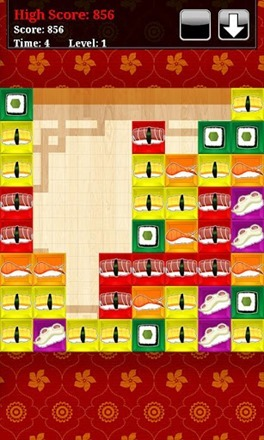 sushi shift screenshot 1
