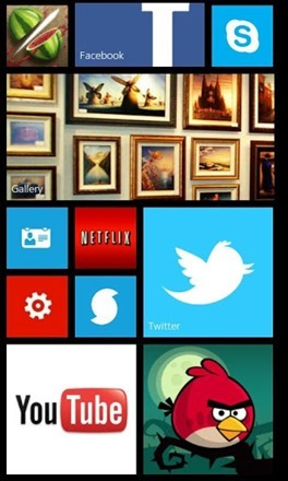 Fake Windows 8 for Android