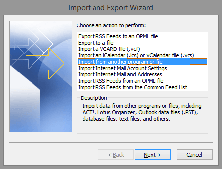 import-and-export-wizard-in-outlook-2010