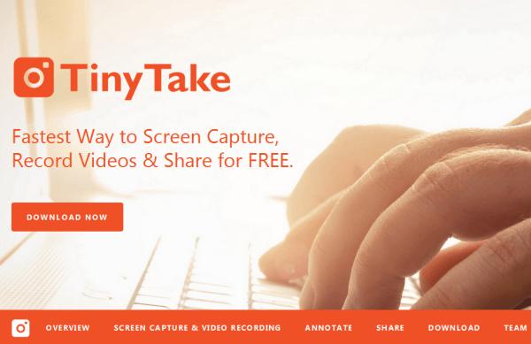 tinytake website