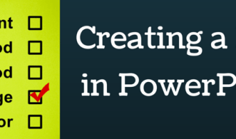 How to Create a Poll in PowerPoint 2010