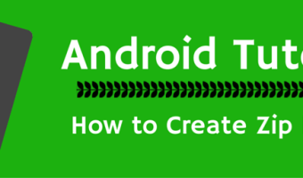 How to Open Zip Files on Android or Create One Using a File Manager App