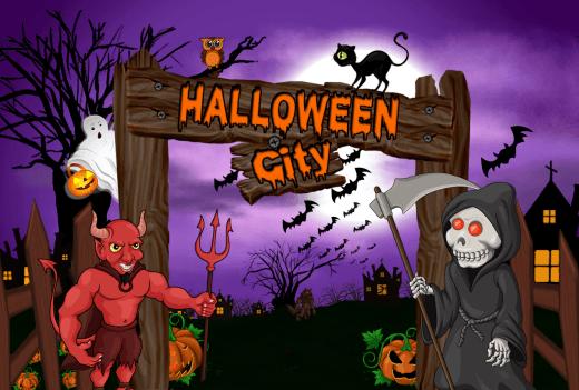 Halloween games 2015 - Halloween City