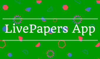 Create Amazing Live Wallpapers with Your Photos with LivePapers