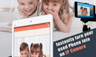 AtHome Camera – App-Enabled Security that Goes With You
