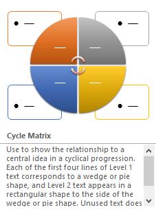 a-matrix-smartart-graphic