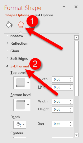 format-shape-task-pane