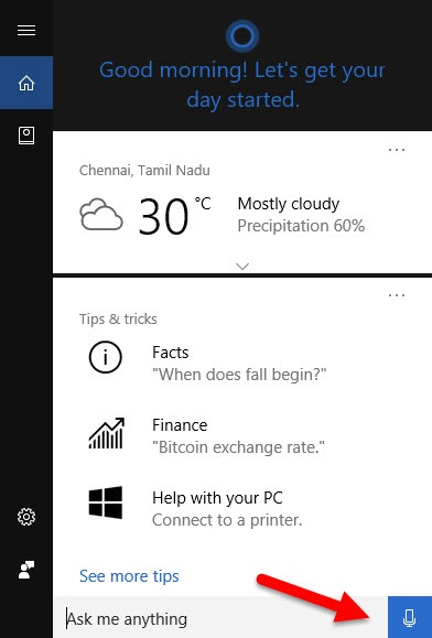 How to Create Reminders in Windows 10 Using Cortana Voice Commands
