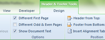 How to Remove the Page Number from the Title Page of a Word Document