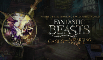 Fantastic Beasts: Cases from the Wizarding World Out Now on iOS