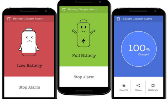 Protect Your Mobile When Charging with Battery Charger Alarm