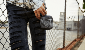 UE WONDERBOOM Freestyle Collection – Stylish, Trendy Bluetooth Speakers with Knockout Sound